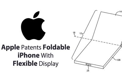 apple news,patent,smartphone,foldable phone ,foldable, iPhone,Apple,Computers/Technology,Gadgets,