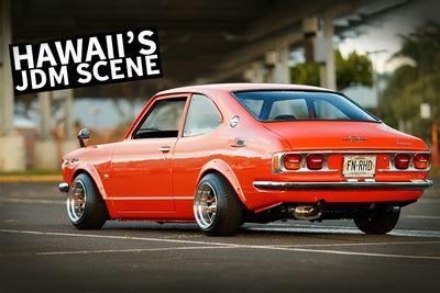 Automotive,Hawaii,old-school,car scene,JDM,Japan,Japanese,culture,modified,fabricated,custom,news,island,