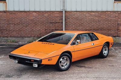 Automotive,Lotus Esprit,history,icon,British motoring,Colin Chapman,Giorgetto Giugiaro,James Bond,Underwater car,sportscar,cars,