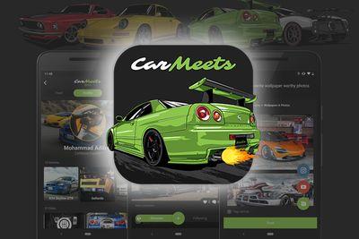 Automotive,mobile,events,car,drive,mobile app,car meet,car meets,news,CarMeets,