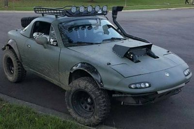 Automotive,cars,offroader,offroad,supercharger,supercharged,rally,Mazda Miata,