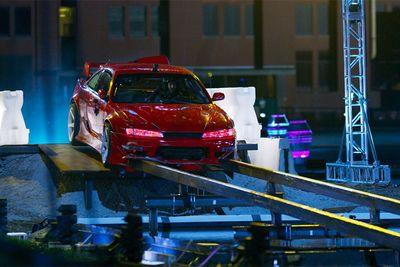 Automotive,news,drifting,drift,500hp,1997 Nissan 240SX,answers,questions,Netflix,Hyperdrive,Fielding Shredder,