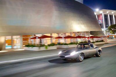 Automotive,cars,OWL226,49FXN,Marco Diez,classic,rebuild,re-creation,bespoke,custom,Redux, Jaguar Low Drag Coupe,Gorgeous,