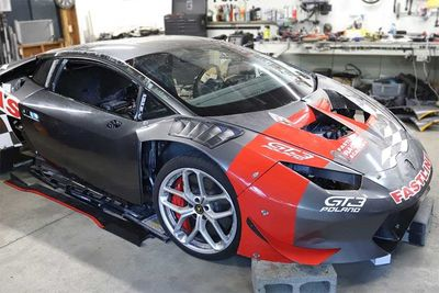 Automotive,cars,SEMA 2019,B is for Build,bespoke,custom,build,Super Trofeo,Lamborghini Huracan,Widebody,