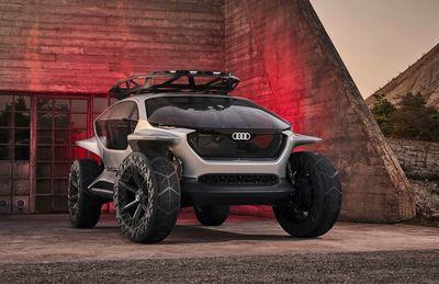 audi,al trail,al:trail,drone,headlights,sxdrv,concept,autonomous,Automotive,Cars,