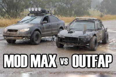 Automotive,news,doughnuts,donuts,drifting,Super Jeep Auto,Mad Max: Fury Road,Subaru Outfap,LS1 V8 Nissan S15 Silvia,Offroad Challenge,Mighty Car Mods,
