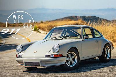 Automotive,cars,engineering,build,modified,hot rod,hotrod,restmod,Porsche 911,custom,Workshop 5001,