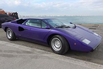 Automotive,cars,review,driven,drive,LP400,Countach,Lamborghini,