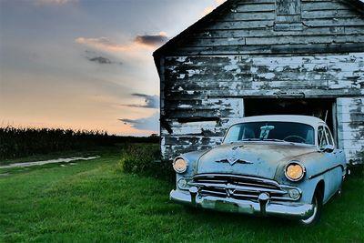 Automotive,cars,sight-unseen,Vice Grip Garage,funny,hilarious,first start,Classic Dodge Hemi,
