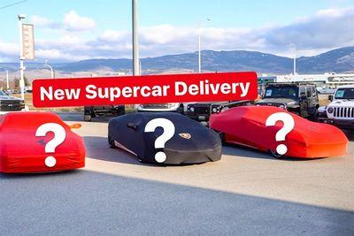 Automotive,news,charity drive,Lamborghini,Ferrari,reveal,V12 supercar,Daily Driven Exotics,DDE,