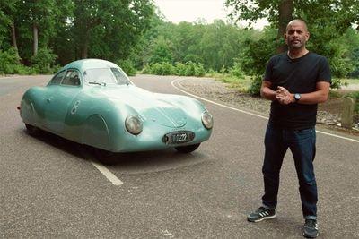 Automotive,Beetle,cars,history,1939,prototype,first ever,Porsche Type 64,drives,Chris Harris,