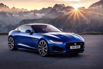 Automotive,cars,convertible,coupe,sportscar,engines,2020,facelift,Jaguar F-Type,