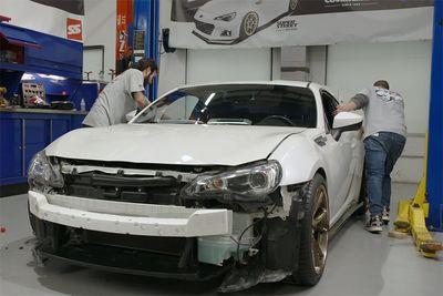 Automotive,cars,stock,challenge,JDM,Sport,Super,MotorTrend,modification,modify,build,Subaru BRZ,day,Five,Week To Wicked,