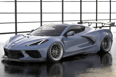 Automotive,build,news,SEMA,Toyota Supra,kit,widebody,Corvette C8,2020,TJ Hunt,StreetHunter,