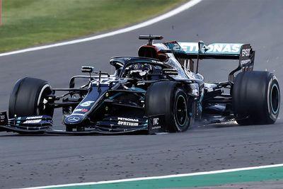 Lewis Hamilton,Mercedes,Valtteri Bottas,Wins,British GP,2020 Formula 1,tyres,Pirelli,wear,failure,Silverstone,news,