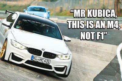 news,instructor, Misha Charoudin,YouTuber,Nürburgring,formula 1, F1 driver,Robert Kubica,news,instructor, Misha Charoudin,YouTuber,Nürburgring,formula 1, F1 driver,Robert Kubica,