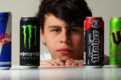 News,energy drinks,Bleach,study,Monash University,
