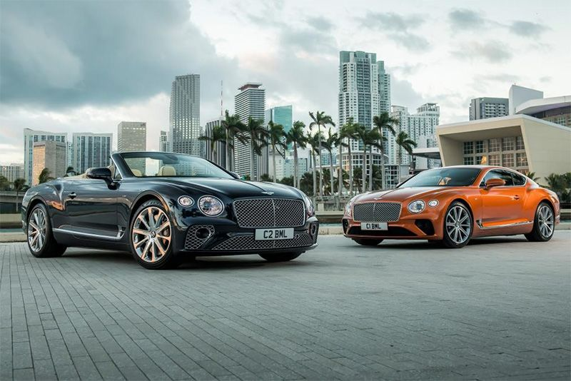 Automotive,Bentley Continental GT V8,2019,2020,revealed,launch,coupe,convertible,new,twin-turbo,cars,